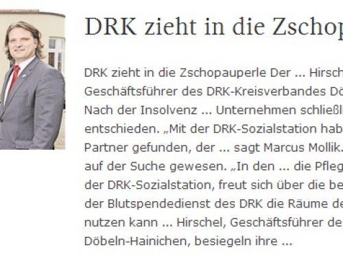 News in WaldheimWohnanlage Zschopau Perle